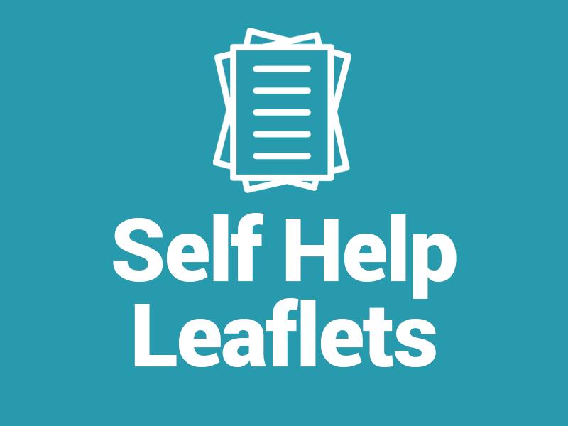 Self Help Leaflets